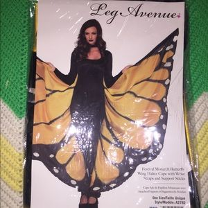 Butterflies wings. Perfect for holloween